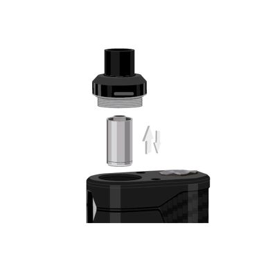 Innokin Innokin Ersatzverdampferkerne für Pocketmod und Pocketbox 0,35 Ohm DTL 5er bei www.Tabakring.de kaufen