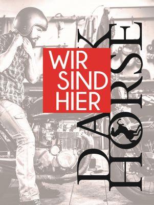 Dark Horse Dark Horse Menthol Zigarettenhülsen bei www.Tabakring.de kaufen