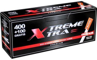 XTREME XTRA Xtrem Xtra Zigarettenhülsen bei Tabakring | Ihr Shop für Tabakwaren und E-Zigaretten kaufen