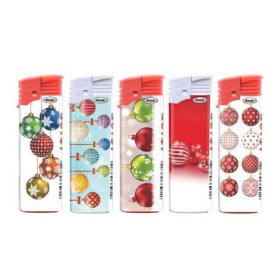 Atomic Feuerzeuge Atomic Elektronik Motiv Weihnachskugeln Weihnachten bei Tabakring | Ihr Shop für Tabakwaren und E-Zigaretten kaufen