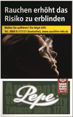 Pepe Pepe Dark green bei Tabakring | Ihr Shop für Tabakwaren und E-Zigaretten kaufen