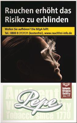 Pepe Pepe Fine green bei Tabakring | Ihr Shop für Tabakwaren und E-Zigaretten kaufen