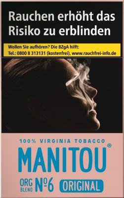 Manitou Manitou Original Org Blend No. 6 Pink bei www.Tabakring.de kaufen