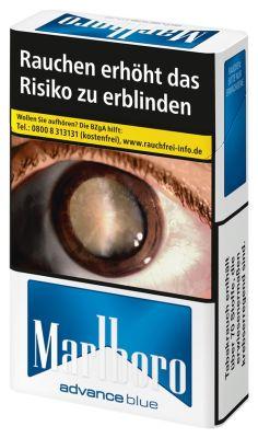 Marlboro Marlboro Advance Blue bei Tabakring | Ihr Shop für Tabakwaren und E-Zigaretten kaufen