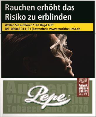 Pepe Pepe Rich Green Ultra Pack bei www.Tabakring.de kaufen