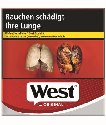 West West Original bei www.Tabakring.de kaufen
