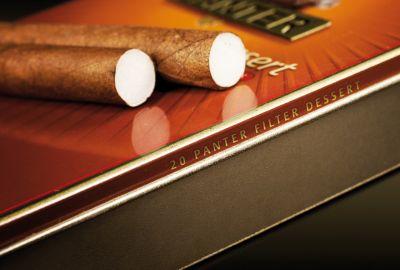 Panter Panter Desert Filter bei Tabakring | Ihr Shop für Tabakwaren und E-Zigaretten kaufen