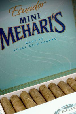 Meharis Agio Mehari's Mini Ecuador bei www.Tabakring.de kaufen