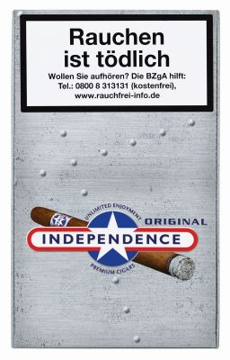 Independence Independence Fine Cigar Tubes bei www.Tabakring.de kaufen