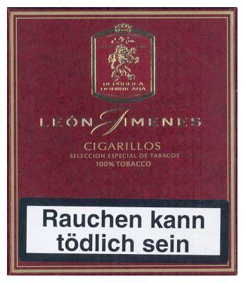 Leon Jimenes Leon Jimenes (Shortfiller) bei www.Tabakring.de kaufen