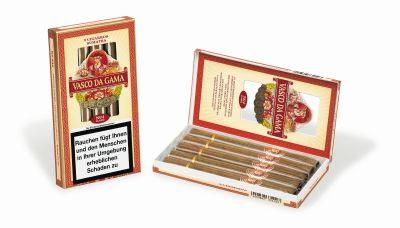 Vasco da Gama Vasco da Gama Cigarros Sumatra #334 bei www.Tabakring.de kaufen