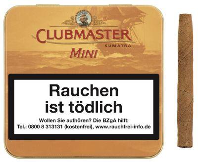 Clubmaster Clubmaster 121 Mini Sumatra bei www.Tabakring.de kaufen