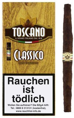 Toscano Toscano Classico bei www.Tabakring.de kaufen