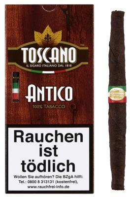 Toscano Toscano Antico bei Tabakring | Ihr Shop für Tabakwaren und E-Zigaretten kaufen