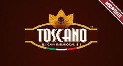 Toscano Toscano Toscanello Giallo bei www.Tabakring.de kaufen