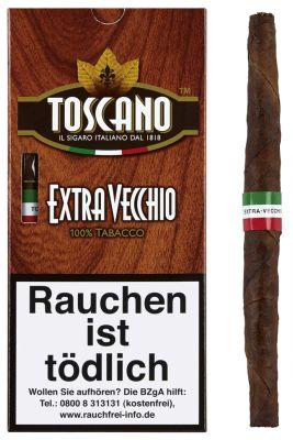 Toscano Toscano Extra Vecchio bei Tabakring | Ihr Shop für Tabakwaren und E-Zigaretten kaufen