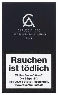 Carlos Andre Carlos Andre Club bei www.Tabakring.de kaufen