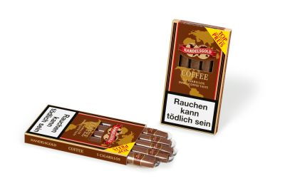 Handelsgold Handelsgold 204 Brown bei www.Tabakring.de kaufen