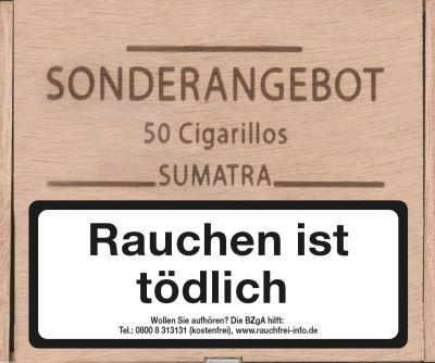 Kohlhase Kopp Sonderangebot Sumatra bei www.Tabakring.de kaufen