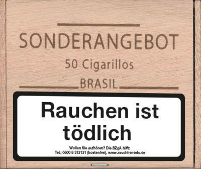 Kohlhase Kopp Sonderangebot Cigarillos Extra Brasil bei www.Tabakring.de kaufen