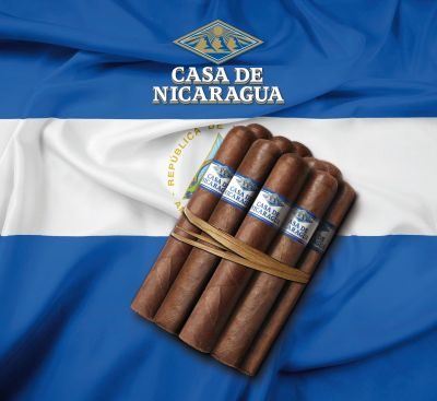 Villiger Villiger Casa de Nicaragua Churchill bei www.Tabakring.de kaufen