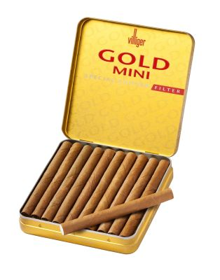 Villiger Villiger Gold Mini Filter bei www.Tabakring.de kaufen
