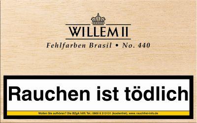 Scandinavian Willem II Fehlfarben 440 Brasil bei www.Tabakring.de kaufen