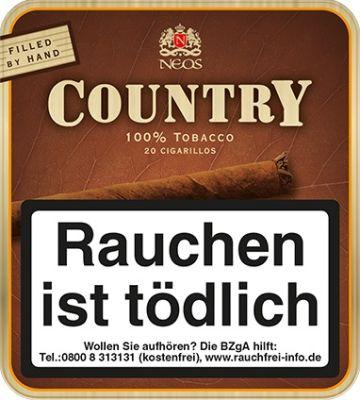 Neos Neos Country Zigarillos bei www.Tabakring.de kaufen