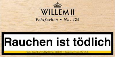 Scandinavian Willem II Fehlfarben 429 Sumatra bei www.Tabakring.de kaufen