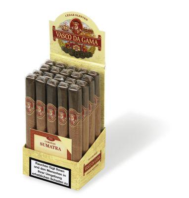 Vasco da Gama Vasco da Gama Sumatra Display #922 bei Tabakring | Ihr Shop für Tabakwaren und E-Zigaretten kaufen