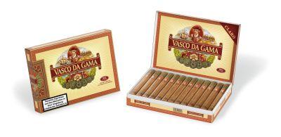 Vasco da Gama Vasco da Gama Sumatra #922 bei Tabakring | Ihr Shop für Tabakwaren und E-Zigaretten kaufen