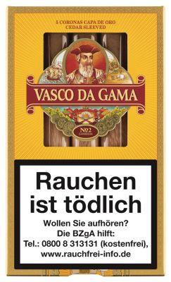 Vasco da Gama Vasco da Gama Capa de Oro #921 bei www.Tabakring.de kaufen