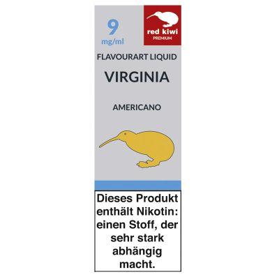 Red Kiwi Red Kiwi Liquid Virginia Americano 9mg Nikotin/ml bei Tabakring | Ihr Shop für Tabakwaren und E-Zigaretten kaufen