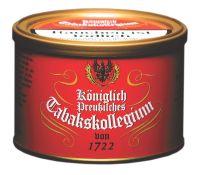 K.P. Tabakskollegium Pfeifentabak Königlich Preußisches Tabakskollegium rot (Dose á 100 gr.)