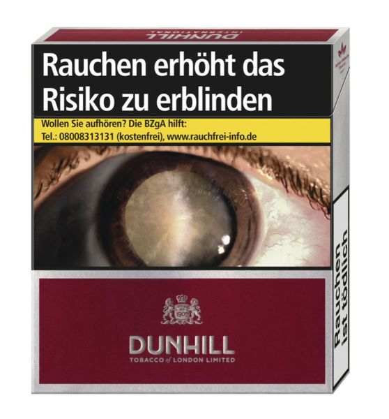 Dunhill Zigaretten International Red (10x20er)