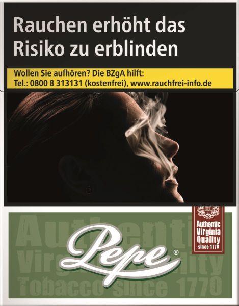 Pepe Zigaretten Rich Green Big Pack (8x24er)