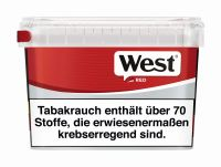 West Volumentabak Red Volume Tobacco (Dose á 170 gr.)