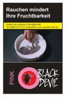 Black Devil Zigaretten Pink (10x20er)