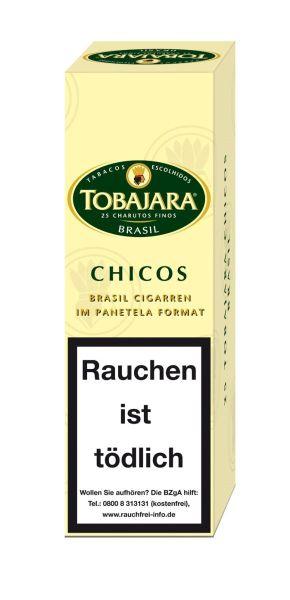 Villiger Zigarillos Tobajara Chicos Brasil (Schachtel á 25 Stück)