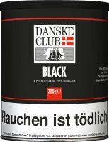 Danske Club Pfeifentabak Black (Dose á 200 gr.)