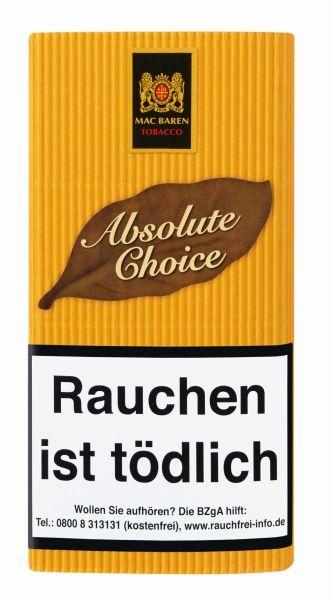 Mac Baren Pfeifentabak Absolute Choice (Pouch á 40 gr.)