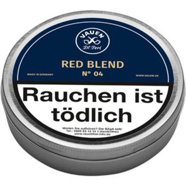 Vauen Pfeifentabak Red Blend No. 4 (Dose á 50 gr.)