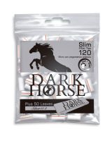 Dark Horse Slim Flilter Glue Line Tips plus 1 1/4 Format Blättchen (34 x 120 Stück)