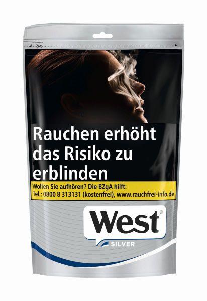West Volumentabak Silver Volume Tobacco (Beutel á 105 gr.)
