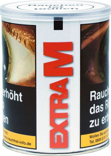 Unitas Zigarettentabak Extra M (Dose á 95 gr.)