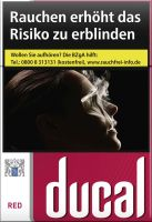Ducal Zigaretten Automat Automatenp. Red Cigarettes (10x20er)