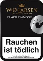W.O. Larsen Pfeifentabak Larsen Black Diamond (Dose á 100 gr.)