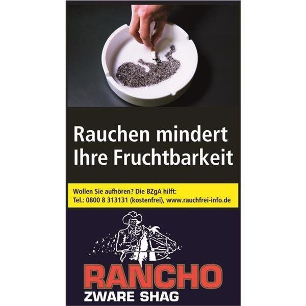 Rancho Zigarettentabak Zware Shag (5x40 gr.) 4,95 €   24,75 €