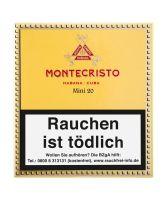 Montecristo Zigarillos Mini Cigarillos (Schachtel á 20 Stück)