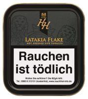 Mac Baren Pfeifentabak HH Latakia Flake (Dose á 50 gr.)